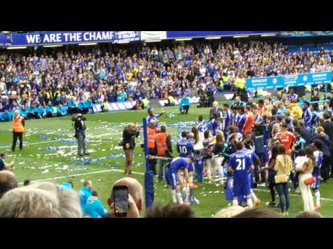 Didier Drogba farewell speech