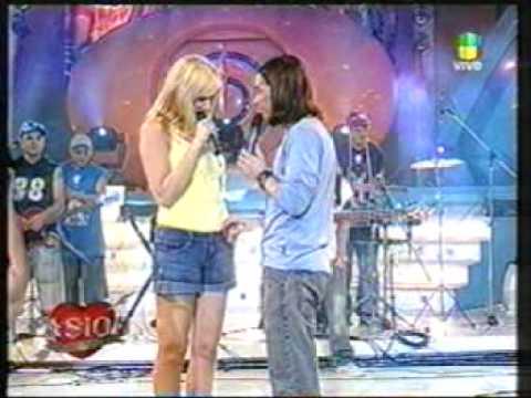 Hernan Caire la saca la bombachita a Marcela Baños !!!