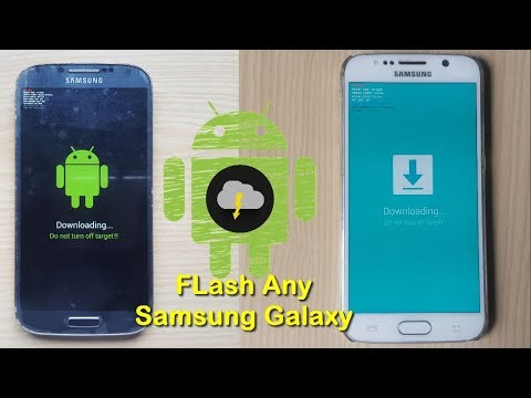 Easily Flash.Restore or Unbrick Any Samsung Phones Firmware with Smart Switch or Kies