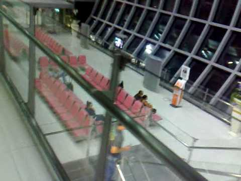 Thailand Travel - Bangkok Airport to Lahore City