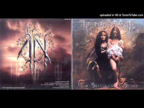 Anorexia Nervosa - Ordo Ab Chao - The Scarlet Communion