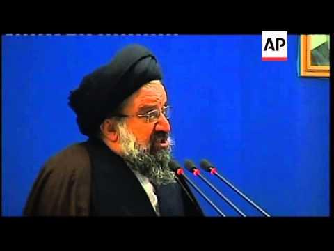 Senior Iranian cleric warns Saudi Arabia against Syria intervention