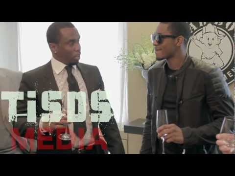 Los Signing Contract With Bad Boy  PLUS Behind The Scenes Of P Diddy Talking Marketing And MGK