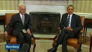 Ghani Speaks to Congress, Invokes Islamic State