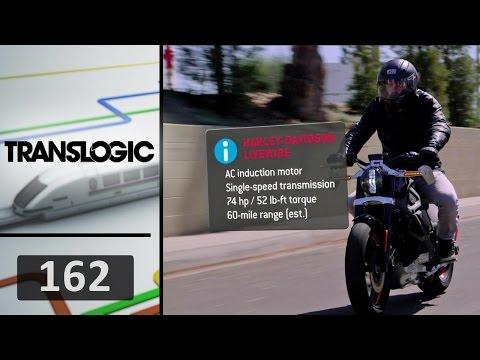 Harley-Davidson LiveWire   Translogic