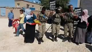 Kürt Düğünü Türk Askerler