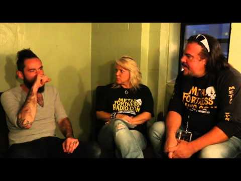 NECR Exclusive Metal Fortress Radio Interview With Finger 11 At The Palladium