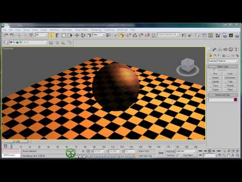 3d Studio Max - Tutorial - Understanding Direct 3D and OpenGL