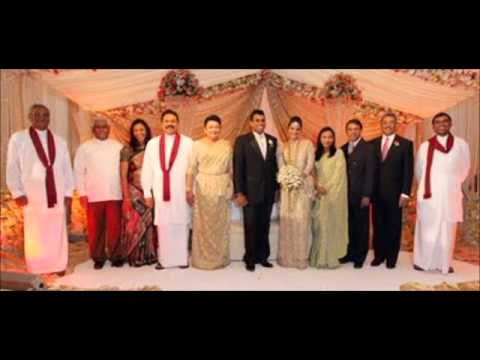 Gotabaya Rajapaksa's Son's Wedding