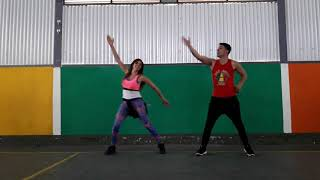 Download Lagu Échame La Culpa - Luis Fonsi, Demi Lovato// Zumba // Belu y Pepe Coreo Gratis STAFABAND