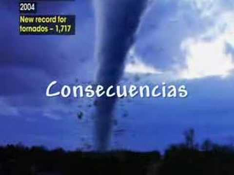 Calentamiento global- contaminacion