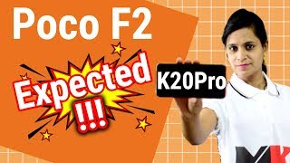 Poco F2 In India: Expected | Redmi K20 Pro Launch Date,Specifications,Price | Redmi K20 Pro Mobile