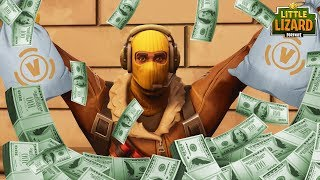RAPTOR WINS THE V BUCKS LOTTERY! - Fortnite Short Film