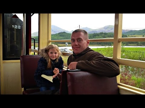 ★ Bank Holiday break in Porthmadog with Ella, Penny, Paul & Alex ★