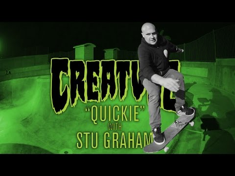 "An Ogre ""Quickie"" with Stu Graham"