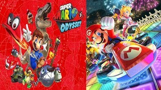 [Chat & Play] Mario Odyssey and Mario Kart 8 Deluxe - With Friends! [WiiamGamer55]