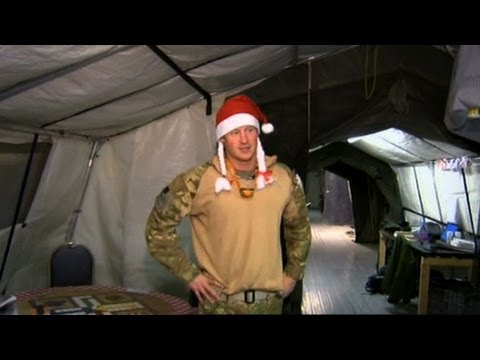 Harry's Christmas in Afghanistan – Prince Harry: Frontline Afghanistan – BBC Three
