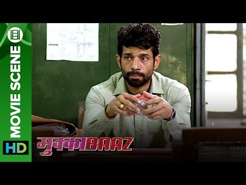 Life of a government employee | Mukkabaaz | Vineet Singh
