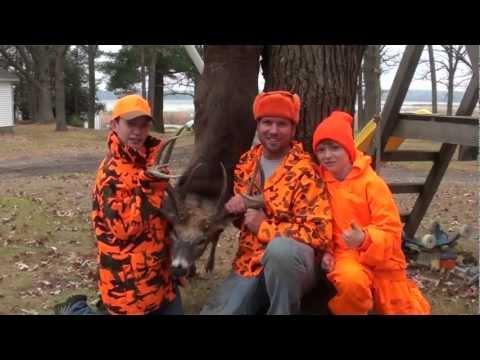 Minnesota Deerhunting 2011