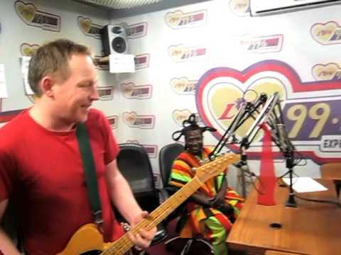 Zea Hits Ghana!