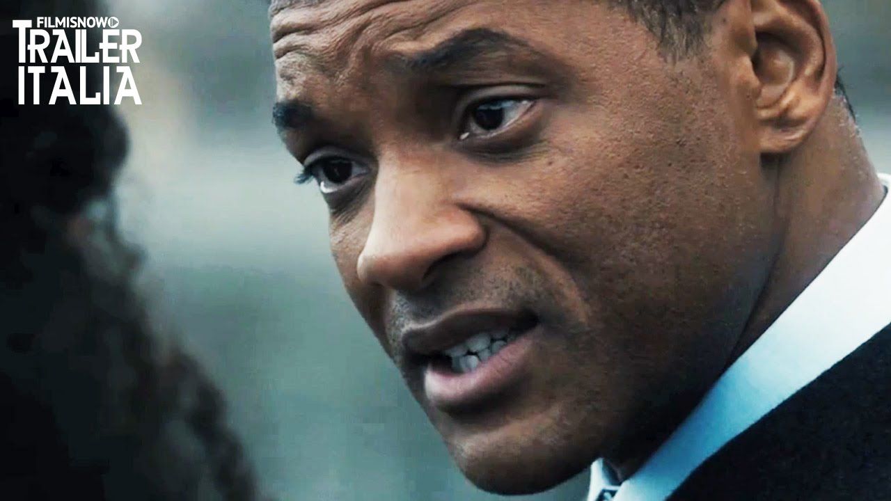 Zona D'Ombra con Will Smith | Nuova Clip + Trailer Compilation [HD]
