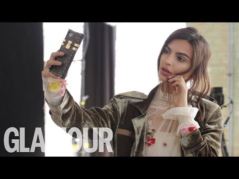 Emily Ratajkowski Talks Instagram, Donald Trump and Planned Parenthood | Glamour UK