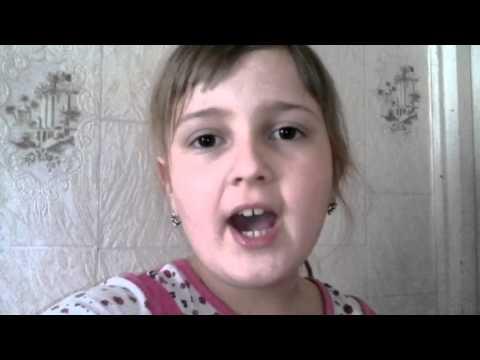 Я пою песню из мультфильма Гравити фолз