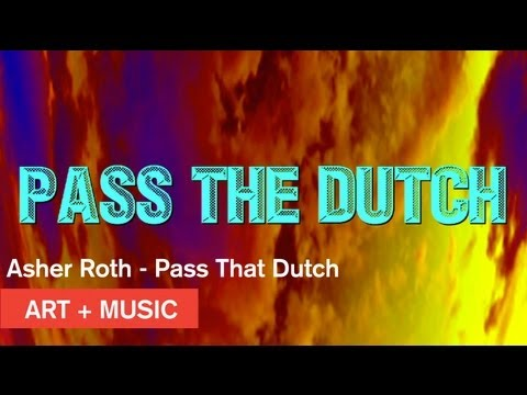 Asher Roth + Chuck Indian - Pass That Dutch - Art + Music - MOCAtv