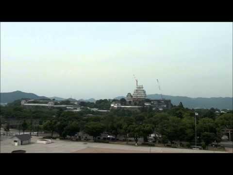 国宝姫路城 (白鷺城)
