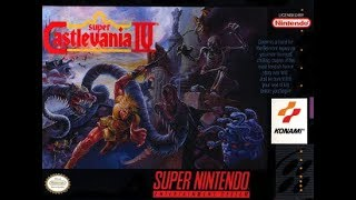 Let's Play Super Castlevania IV - S3 - Bat out of Hell