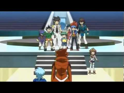 Beyblade Metal Masters-Episode 40 (The Furious DJ Battle!?)