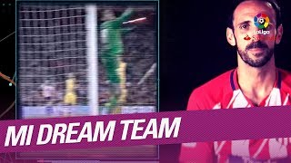 download musica Mi Dream Team: Juanfran Torres jugador del Atlético de Madrid