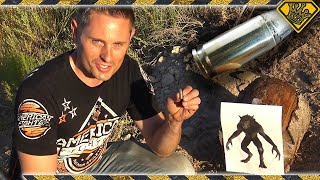 Homemade Silver Bullets that Actually Shoot! (With Cody