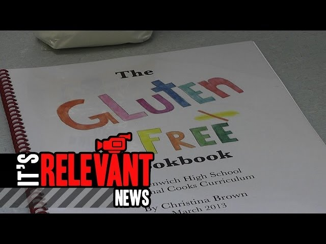 Girl Scout Earns Gold for Gluten Free Cookbook