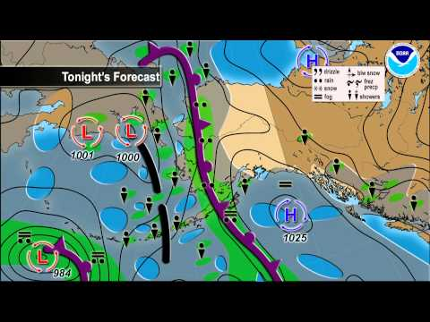 May 17, 2015 Alaska Weather Daily Briefing