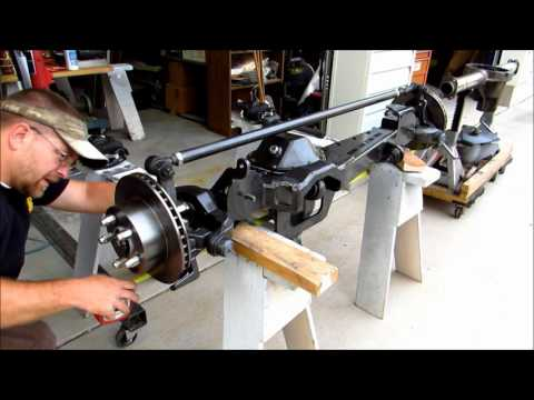 Is This the Strongest Dana 30 EVER?!? Overlander Front Axle Swap Part 5