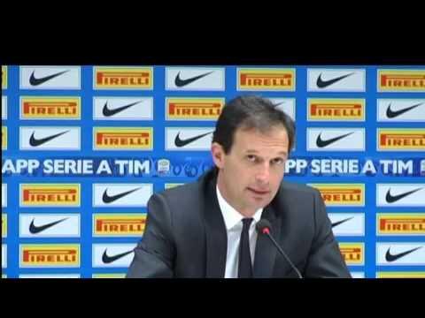Milan, Allegri: 'Potevamo vincere, sto bene qui'