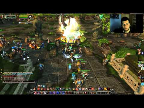 World of Warcraft - Tumbando a los Celestiales - Niuzao el traidor