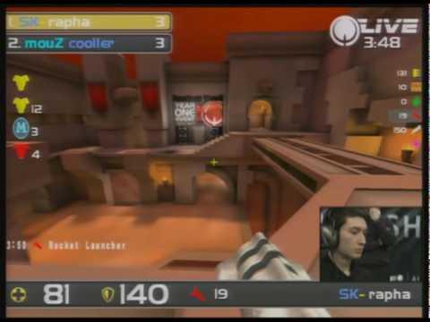 IEM IV World Championship - Quake Live Grand Final: rapha vs. Cooller