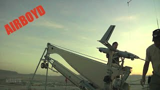 Insitu ScanEagle Launch And Capture
