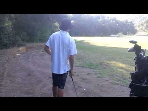 PGA Tour Driven Trick Shots - Playing On The Course?!?!?!