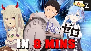 Re:Zero EN 8 MINUTOS [Fandub Latino]