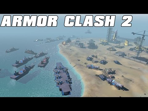 Armor Clash 2 - Gaia Laser Technology