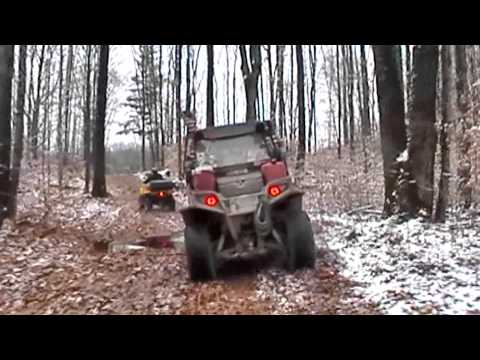 ORV Atlanta to Lewiston Michigan