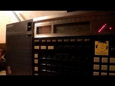 18 05 2015 Voice of Africa, Sudan Radio in Hausa to CeAf 1900 on new 7205 Al Aitahab, ex 9505