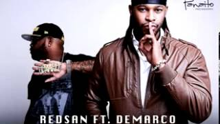 Redsan Ft.  Demarco  Badder dan most (The Remix)