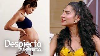 Alejandra Espinoza llora al recordar cuánto luchó para ser madre