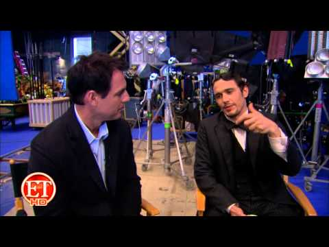 Oz the Great and Powerful – actors interview – James Franco & Mila Kunis