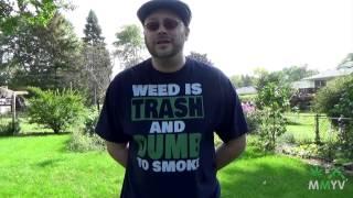 Kyle Stevens Asks: Why Toke Weed?