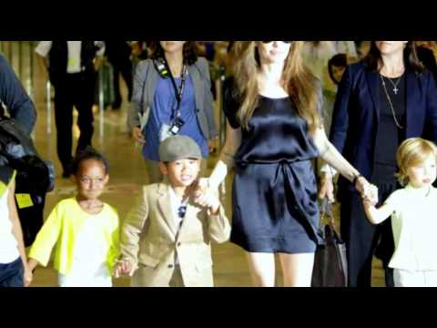 Jolie-Pitt Family - Good Life
